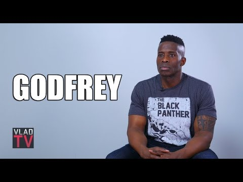 connectYoutube - Godfrey: White People are Amazing with Racial Slurs, They're So Creative (Part 5)