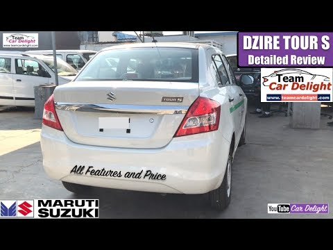 Maruti Dzire Tour Detailed Review With Features,Price | Dzire Tour 2018 Cng,Diesel,Petrol