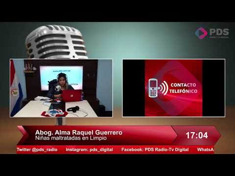 Entrevista - Abog. Alma Raquel Guerrero - Niñas maltratadas en Limpio