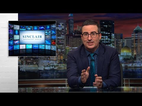 connectYoutube - Sinclair Broadcast Group: Last Week Tonight with John Oliver (HBO)