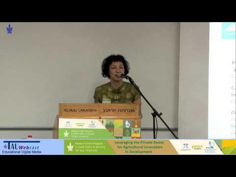 Chair: Dr. Aliza Inbal, Tel Aviv University