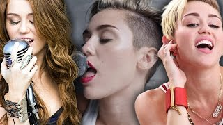 11 Top Miley Cyrus Music Videos of All Time
