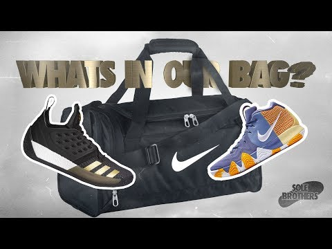 What's In Our Bag?! Our Go To Shoes 2018!