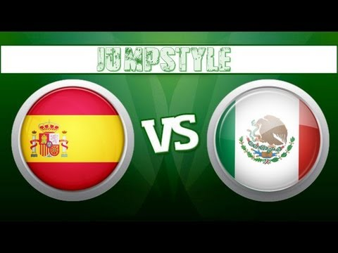 Video: Mexico vs Spain - Jumpstyle  - BEST VIDEO OF THE YEAR ! 10 vs 10 - Best Jumpers