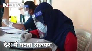 Coronavirus News: 24 घंटे में 60,471 नए केस, 2726 मौतें - NDTVINDIA