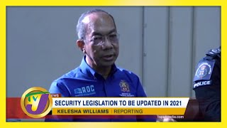 Security Legislation to be Updated in 2021 - December 20 2020