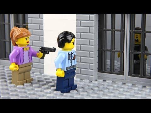 connectYoutube - Lego Prison Break 3