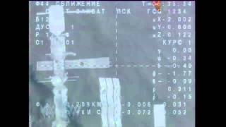 New Crew Docks to ISS