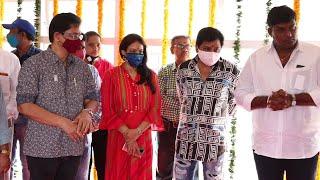 Bhari Taraganam Movie Launch  | Ali | srilekha | TFPC - TFPC