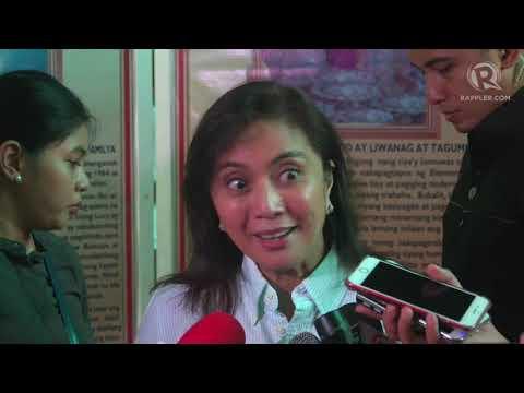 Abolish OVP? Let the public, not politicians, decide – Robredo
