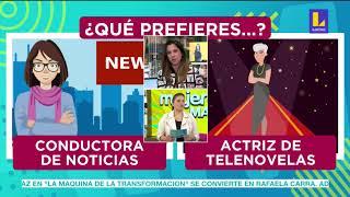 Vanessa Terkes en Mujeres al mando (17-09-2020)