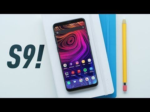 Samsung Galaxy S9 Review: The Perfect... Samsung!