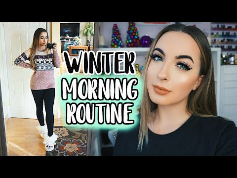 My Morning Routine 2018 | Winter Edition