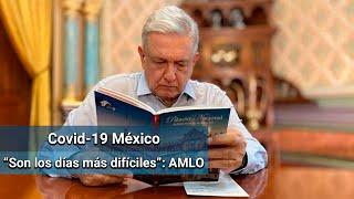 México ha sabido enfrentar la pandemia: AMLO