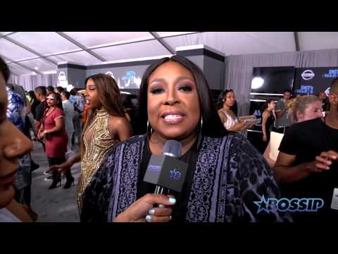 "connectYoutube - 2017 BET Awards: Loni Love Of ""The Real"" Gives Bossip Some Advice"