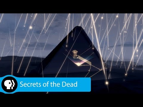 SECRETS OF THE DEAD | Scanning the Pyramids - Preview | PBS