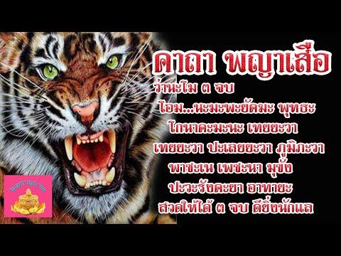 คาถา-พญาเสือคำราม-(มีอำนาจตบะเ