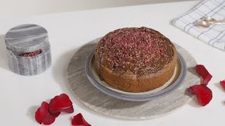 How to Make Rose Petal and Raspberry Chocolate Cake House of Fraser