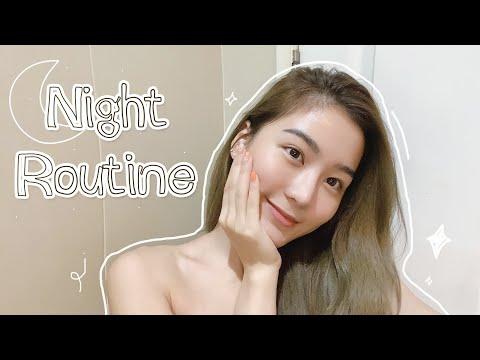 Night-Routine🌛-ก่อนนอนทำอะไรบ้