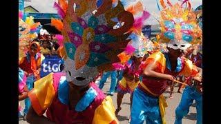 Mazatenango se viste de fiesta por el Carnaval