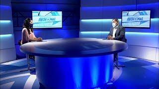 Primer Aniversario Costa Rica Noticias Regional - Entrevista Boris Ramirez