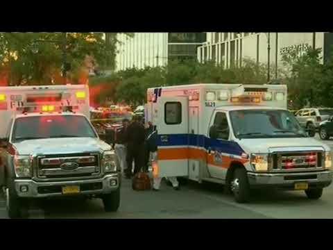 New York City Cowardly Terror Attack October 31st, 2017
