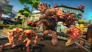Sunset Overdrive Chaos Squad Commentary - Comic Con 2014