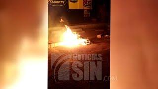 Policía persigue dos personas por joven quemada y mutilada en SDE