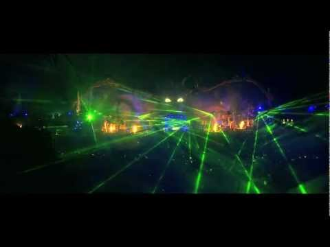 Video: Tomorrowland 2012-07-27-28-29 - Liepa suplanuota! Yesterday is History, Today is a Gift, Tomorrow is Mystery.