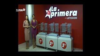En Vivo 12:00 PM Lotería La Primera de Loto Dom de hoy  31 de Octubre del 2020