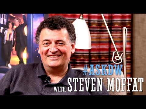 #AskDW with Steven Moffat - Doctor Who's Legacy | Doctor Who Season 10