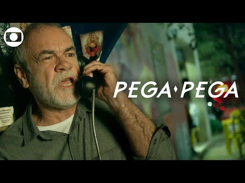 Malagueta é ameaçado pelo pai | Pega Pega | Cap 51 - 15/09 | TV Globo