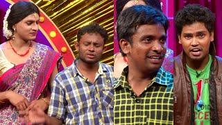 Jabardasth Karthik,Vinodini,Durga Rao & Bobby Hilarious Performance - Park School Skit - Comedy Show - MALLEMALATV