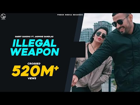 ILLEGAL WEAPON HD Video Song With Lyrics | Mp3 Download