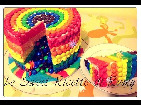Comment Faire Un Rainbow Cake Le Marmiton