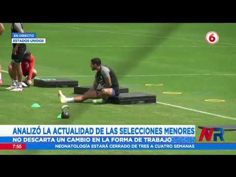 Suárez acepta poco conocimiento del fútbol costarricense