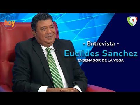 Euclides Sánchez: Leonel representa el liderazgo de Juan Bosch |Hoy Mismo