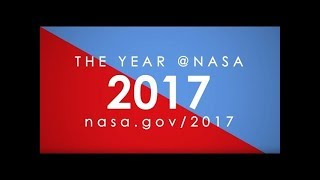 2017 - The Year @NASA (Update)