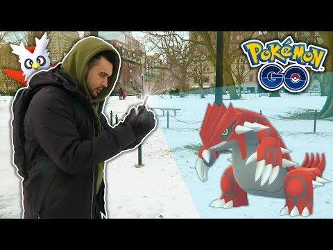 connectYoutube - POKEMON GO IN THE SNOW! EPIC AR+ CATCHES & RAIDS IN BOSTON ADVENTURE!