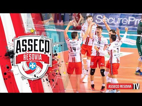Asseco Resovia Rzeszów wygrywa z Aluron Virtu CMC