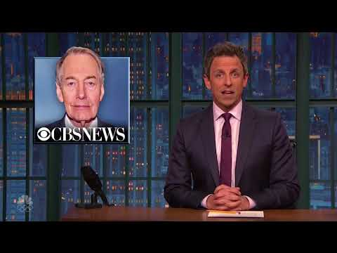 connectYoutube - Late-night reactions: Charlie Rose allegations