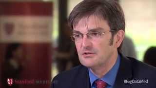 Martin Landray, University of Oxford, Big Data in Biomedicine Conference
