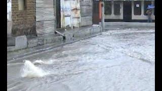 Autoridades muniicpales reforzarán limpieza de las calles por colapso de drenajes