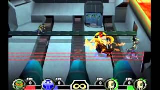 TMNT: Mutant Melee Walkthrough Part 49 (GameCube)