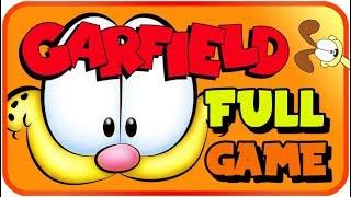 Garfield Walkthrough FULL GAME Longplay Episodes (PS2, PC)