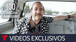 Un día con Andrés Almeida, Max Barrios, en 100 Días para Enamorarnos