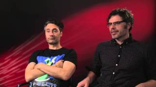 Jemaine Clement Keen on Movie Musical With Flight of the Conchords Team - IGN News