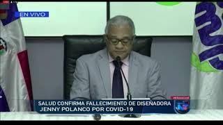 Aumentan a 6 los muertos por Coronavirus y a 312 los casos positivos - Rueda de Prensa