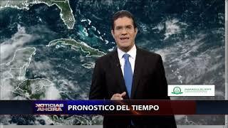 Vaguada seguirá incidiendo sobre territorio nacional