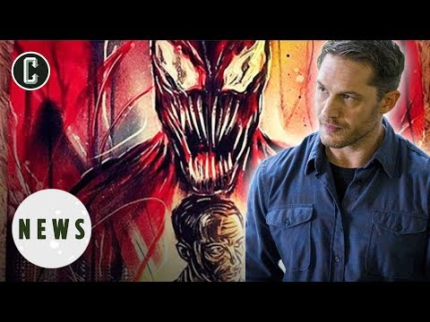 connectYoutube - Tom Hardy Confirms Carnage in Venom Movie